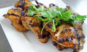 Vietnamese Grilled Chicken Thighs | Pen & Fork – Chicken Recipes Vietnamese
