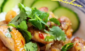 Vietnamese Lemongrass Chicken Recipe & Video - Seonkyoung ...