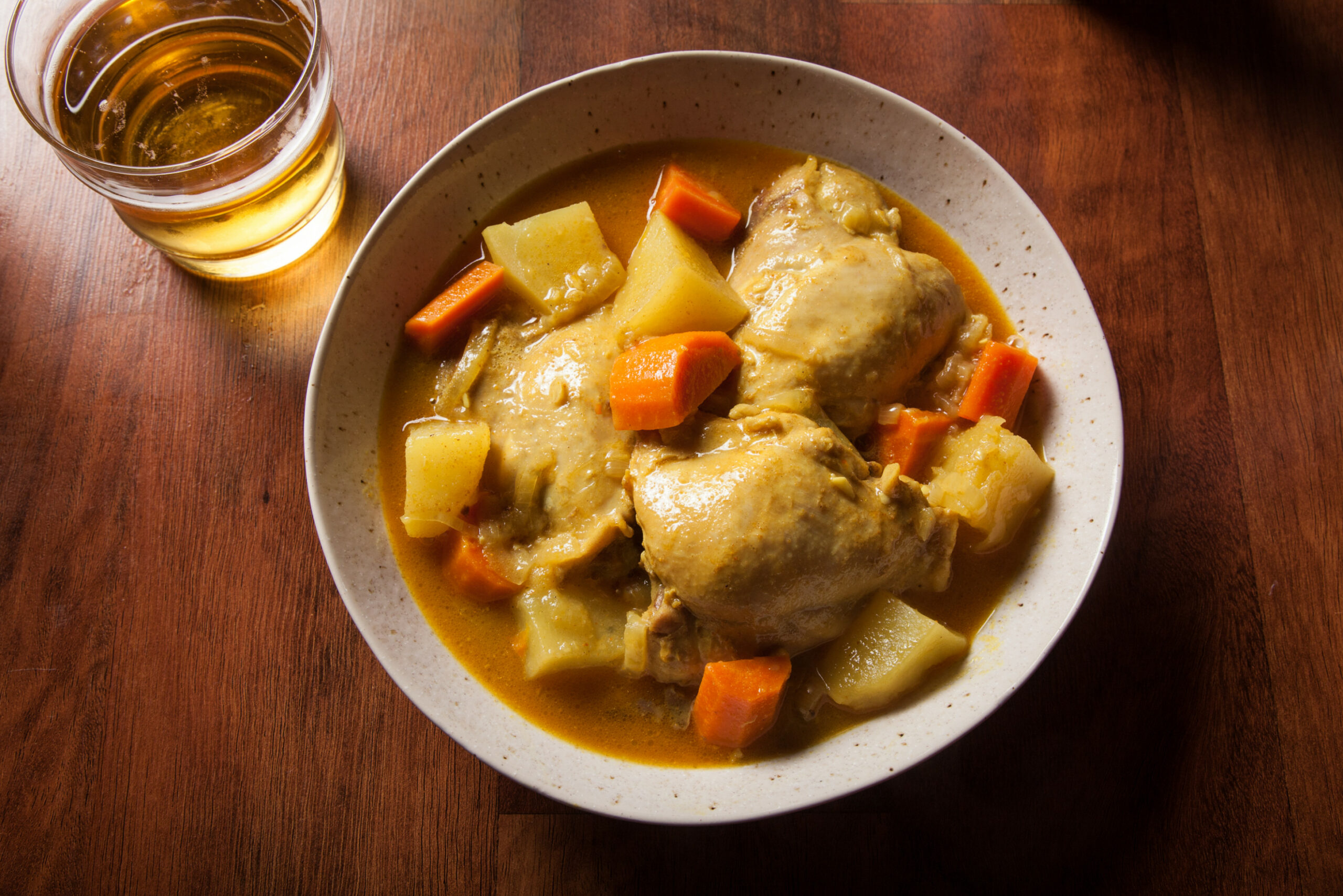 Vietnamese Yellow Chicken Curry - chicken curry recipes