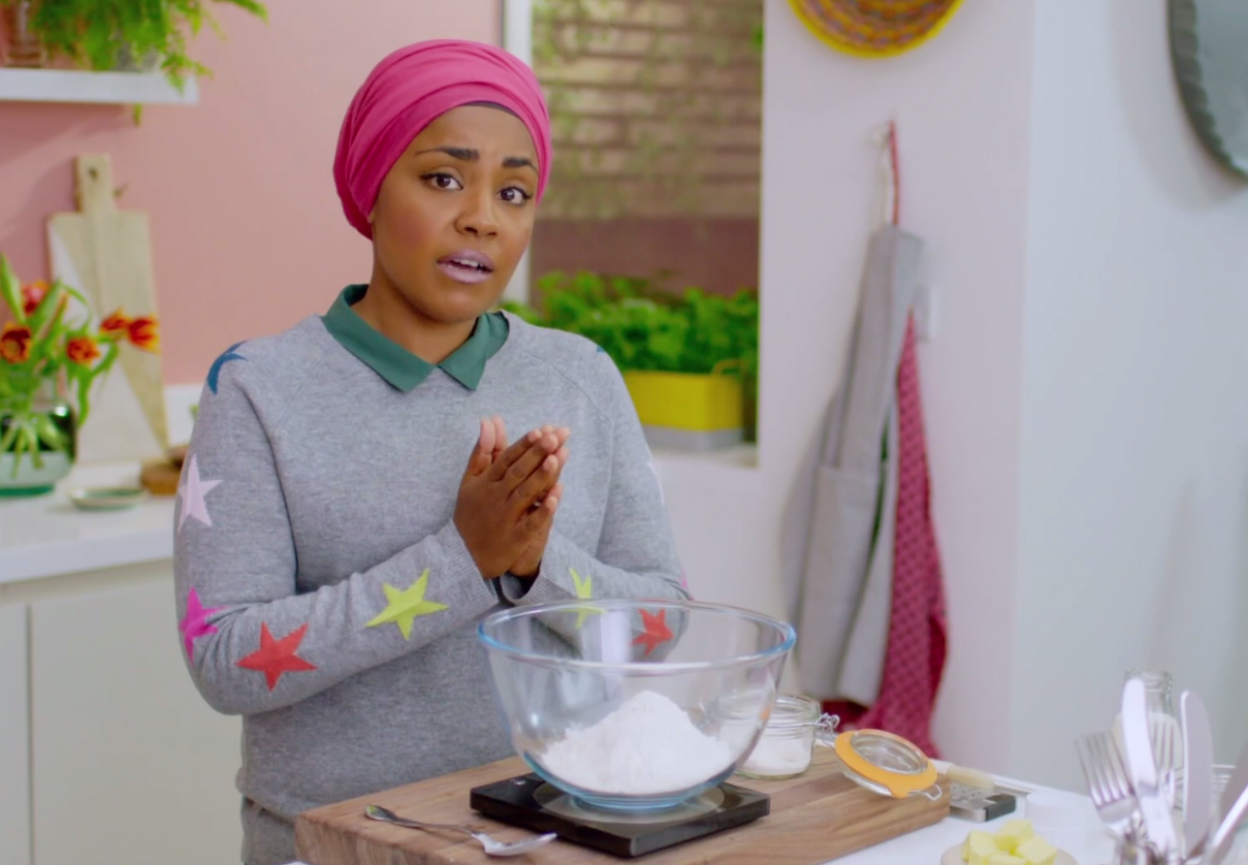 Viewers Can't Get Enough Of Bake Off Winner Nadiya Hussain's ..