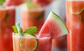 Vodka Watermelon Cocktail Recipe | Summer Cocktails – Food And Drink Recipes