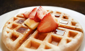 Waffle, Waffles, Strawberry – Food Recipes Gluten Free