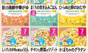 WAKODO Japanese Baby Food 6 Packs Set 7 Month Old Or More ..