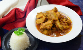 Wali With Chicken Curry Recipe  How To Make And Its ..