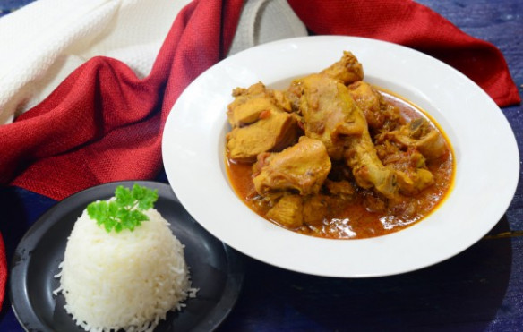 Wali with Chicken Curry Recipe- How to Make and its ..