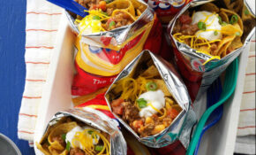 Walking Tacos – Food Recipes For Lunch
