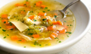 Warm And Comforting, This Soup Is A Classic To Master.CreditCredit..