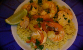 Warm Seafood Couscous Salad | BBC Good Food – Recipes That Are Cheap And Healthy