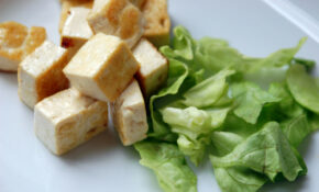 Warm Tofu Cubes – Baby Finger Food Recipes