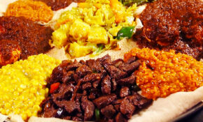 Watch: Earthy Chicken Stew And Soft, Spongy Injera At Rome's ..
