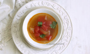 Watermelon Rind Curry 1 – Healthy Recipes Low Carb