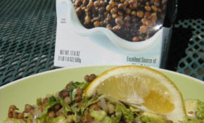 Ways to Use Trader Joe's Steamed Lentils - Jamie Davidson ...