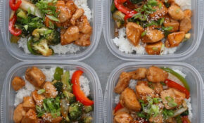 Weekday Meal Prep Chicken Teriyaki Stir Fry Recipe By Tasty – Vegetarian Japanese Bento Box Recipes