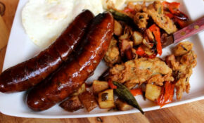 Weekend Brunch: Jack's BBQ – Seattle – | Pork | Sausage ..