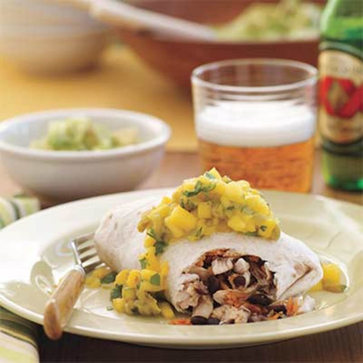 Weeknight Mexican Dinner - Rachael Ray Every Day - recipes mexican dinner party