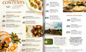Wegmans MENU Magazine / Holiday, 14 - ...