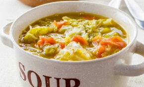 Weight Loss Wonder Soup – Healthy Recipes To Lose Weight