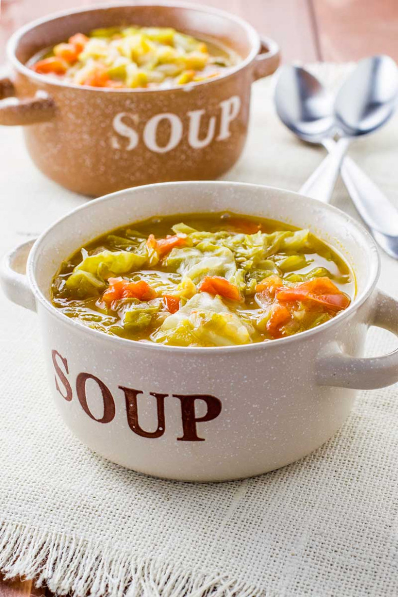 Weight Loss Wonder Soup - healthy recipes to lose weight