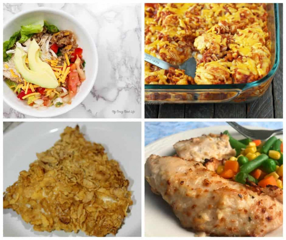 Weight Watchers Chicken Recipes: The Ultimate List! - DIY ..