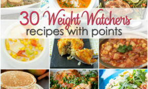 Weight Watchers Recipes With Points | It Is A Keeper – Ww Recipes Dinner