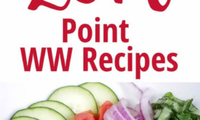 Weight Watchers Zero Point Lunch And Dinner Recipes – My ..