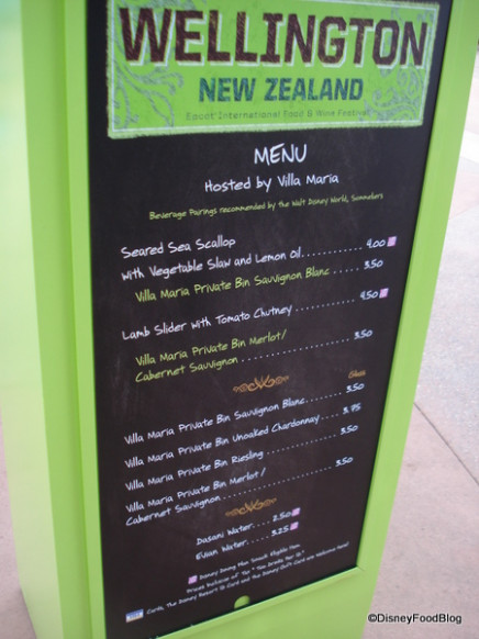 Wellington, New Zealand: 2009 Epcot International Food And ..
