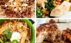 Weve Got 17 Recipes For You That Are Under 400 Calories! # ..