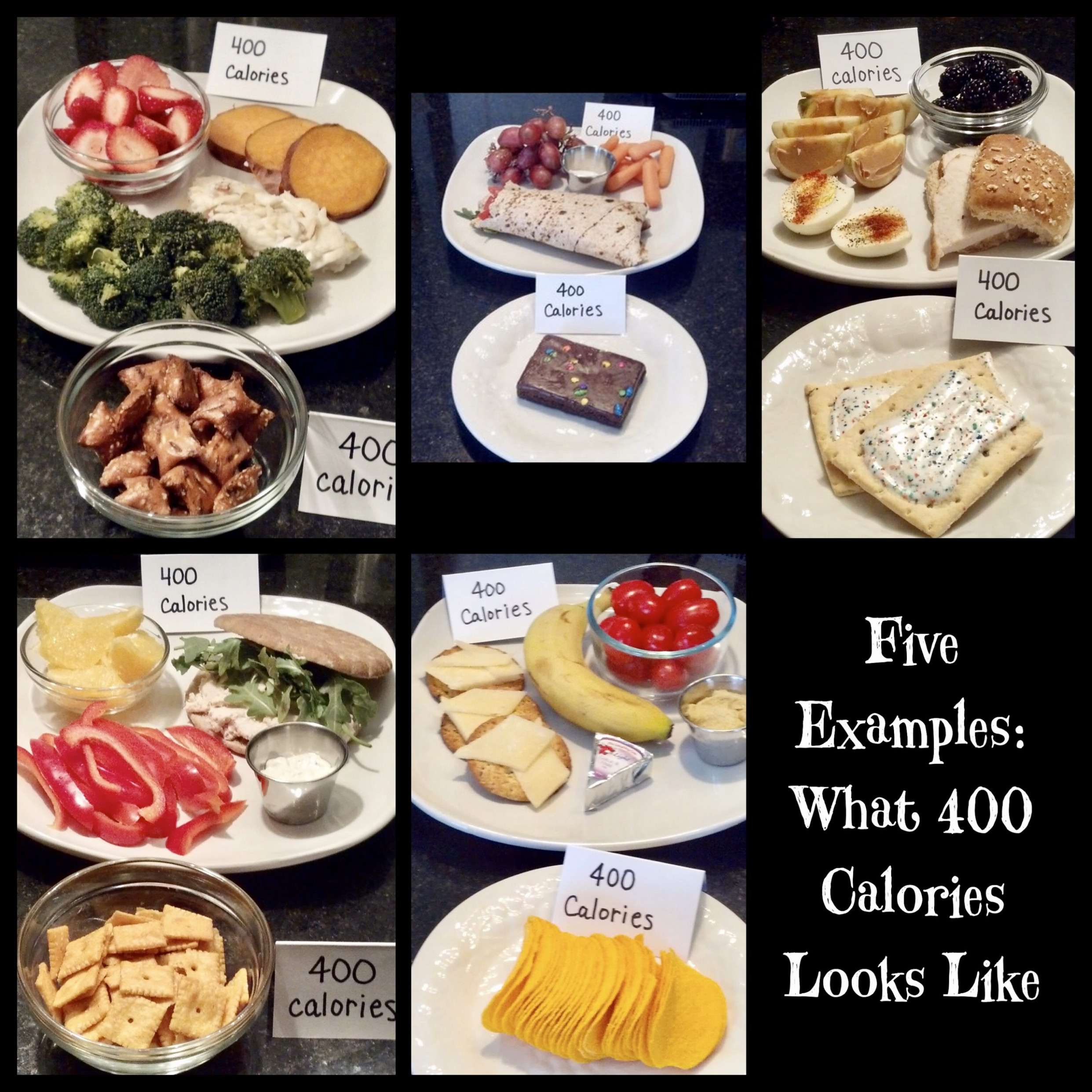 What 14 Calories Looks Like - Heather Mangieri Nutrition - Recipes Dinner Under 400 Calories