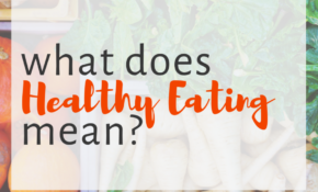 What Does Healthy Eating Mean? – Blogging – Medium – Healthy Recipes Hashtags