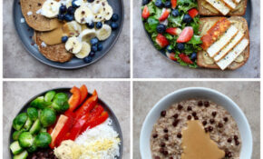What I Ate This Week #12: Plant Based Meal Ideas | The ...