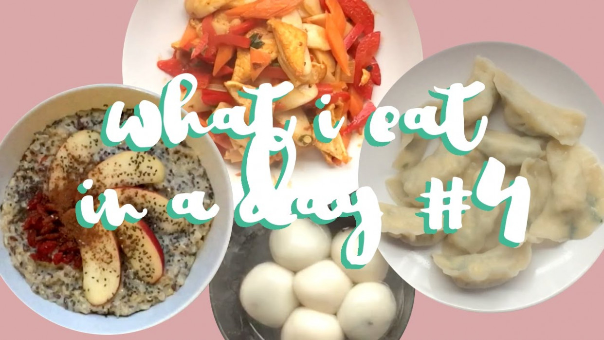 What I Eat In A Day #10 - Chinese New Year (Vegan) - Chinese New Year Vegetarian Recipes
