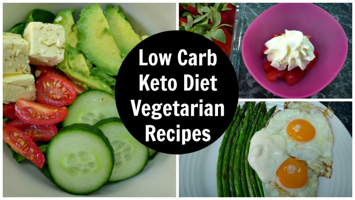 What I Eat In A Day - Full Day Of Low Carb Keto Vegetarian Recipes & Meals - No Carb Vegetarian Recipes
