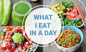 What I Eat In A Day | HEALTHY + VEGAN – Fablunch – Vegan And Healthy Recipes