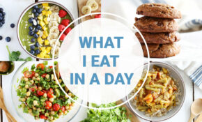 What I Eat In A Day | High Protein Vegan Recipes – Vegetarian Recipes That Are High In Protein