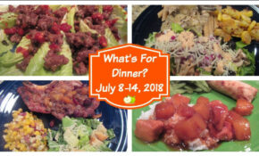 What's For Dinner? July 14 14, 20114 | Cooking For Two | Cookganic – Dinner Recipes July