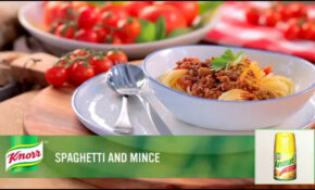 What's For Dinner – Spaghetti And Mince Recipe – Dinner Recipes Mince