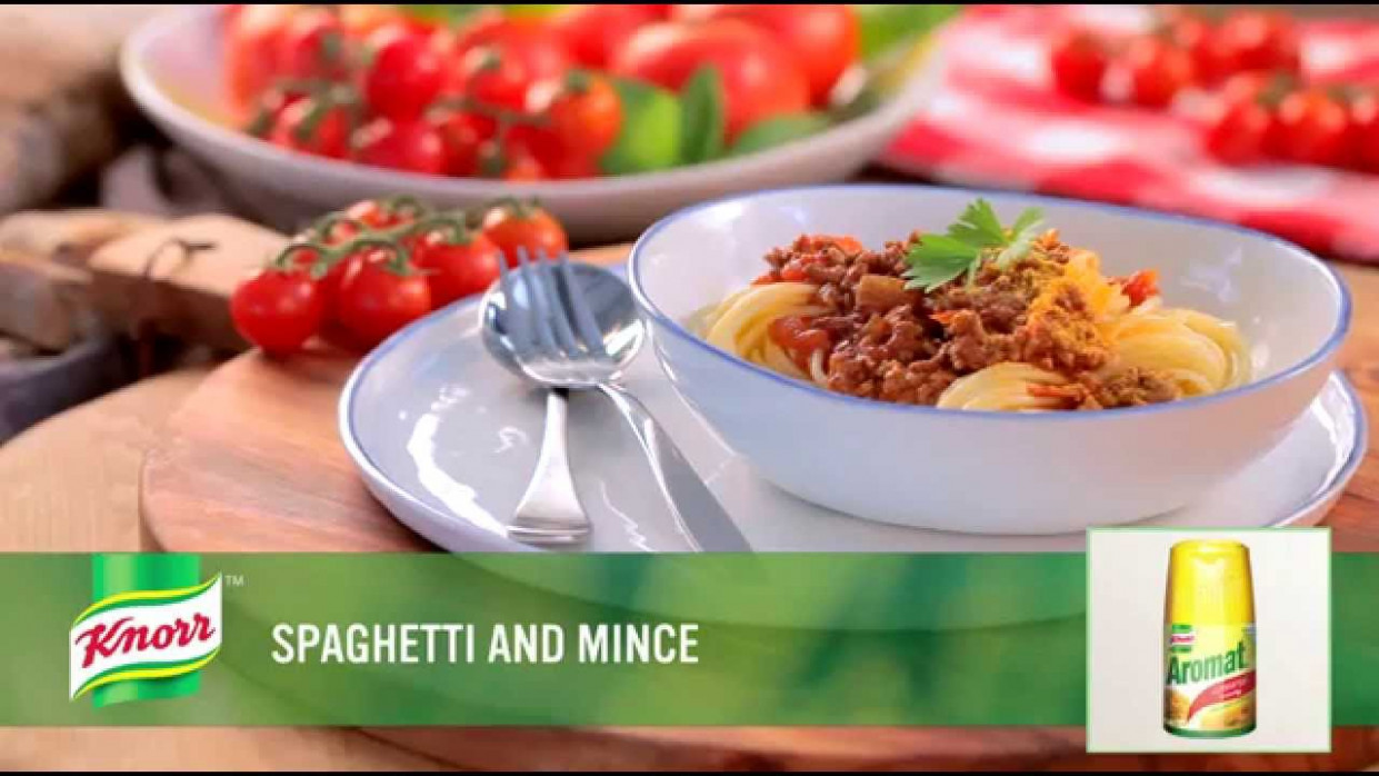 What's for Dinner - Spaghetti and Mince Recipe - dinner recipes mince