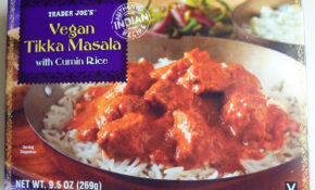 What's Good At Trader Joe's?: Trader Joe's Vegan Tikka Masala – Trader Joe's Vegetarian Recipes