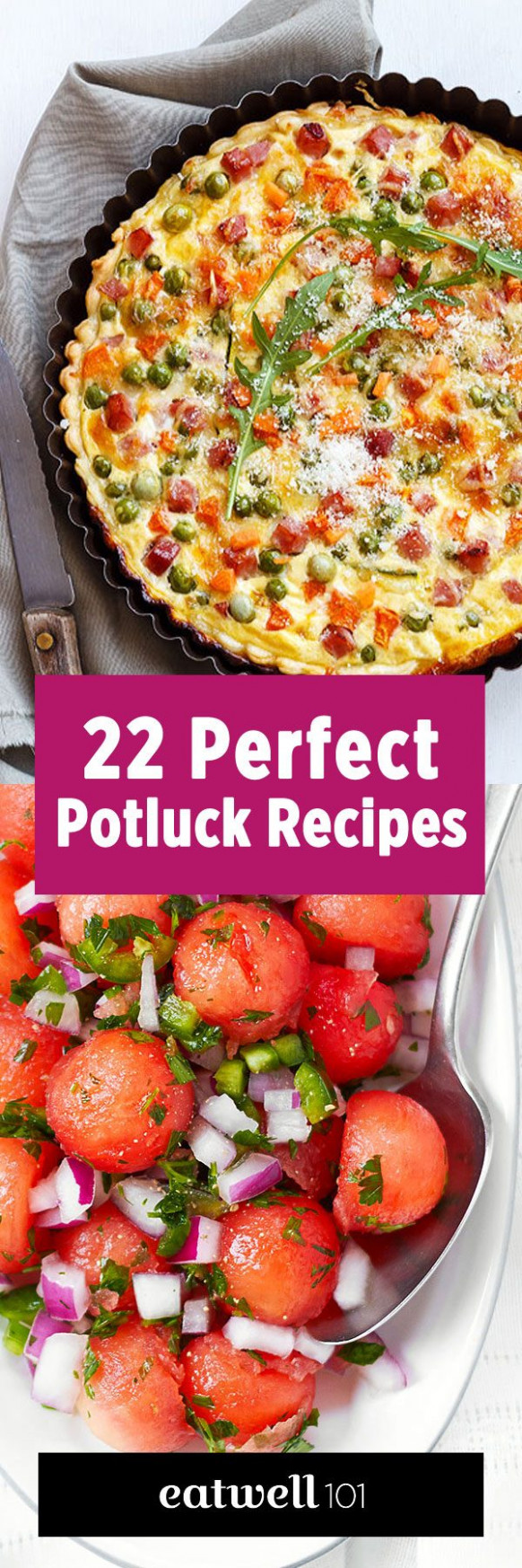 What to bring to a potluck: 15+ Best Dishes Ideas Perfect to ..