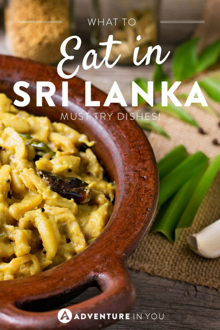 What to Eat in Sri Lanka: Must Try Dishes | Foodie travel ..
