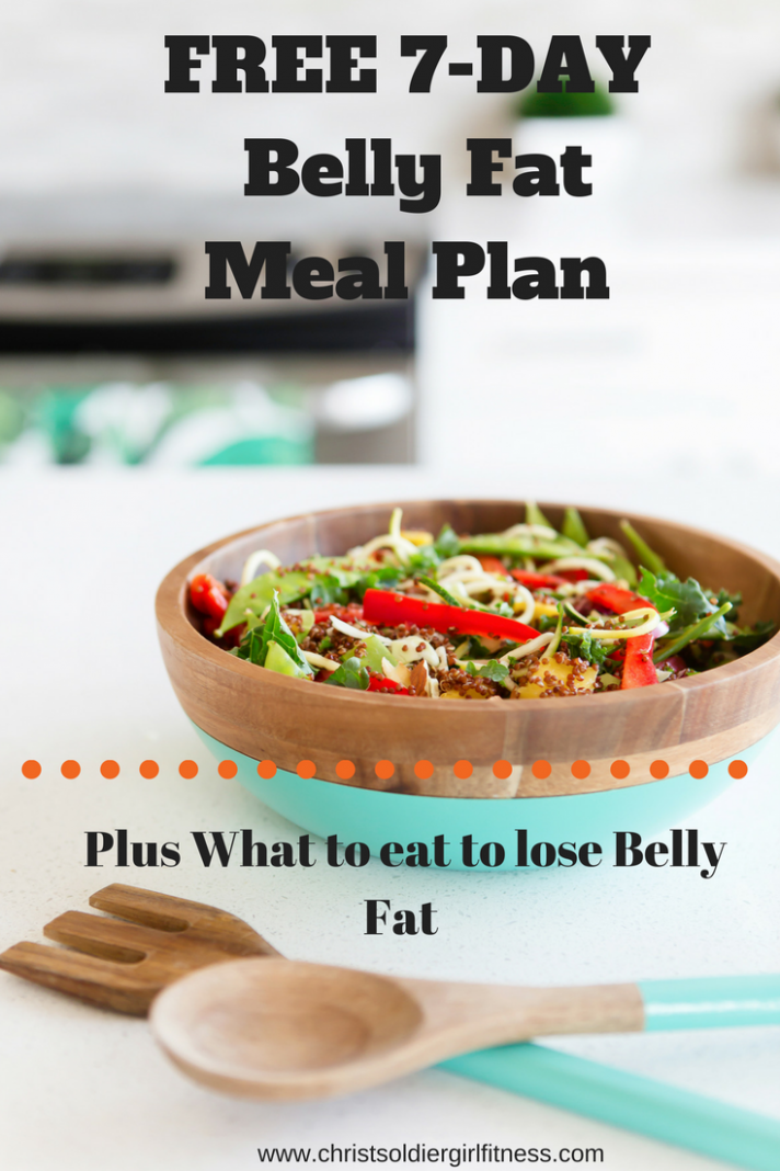What to eat to lose Belly Fat plus Free 14-day Meal plan ..