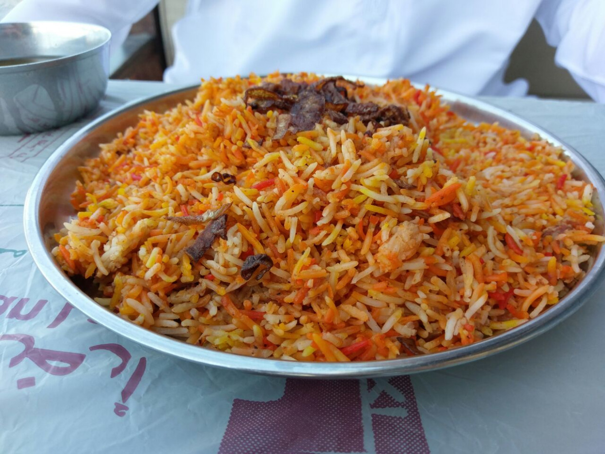 Where can I go to try Omani food? – Atheer