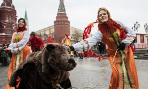 Whirlwind Of Fun And Food At Maslenitsa Folk Festivals In ..