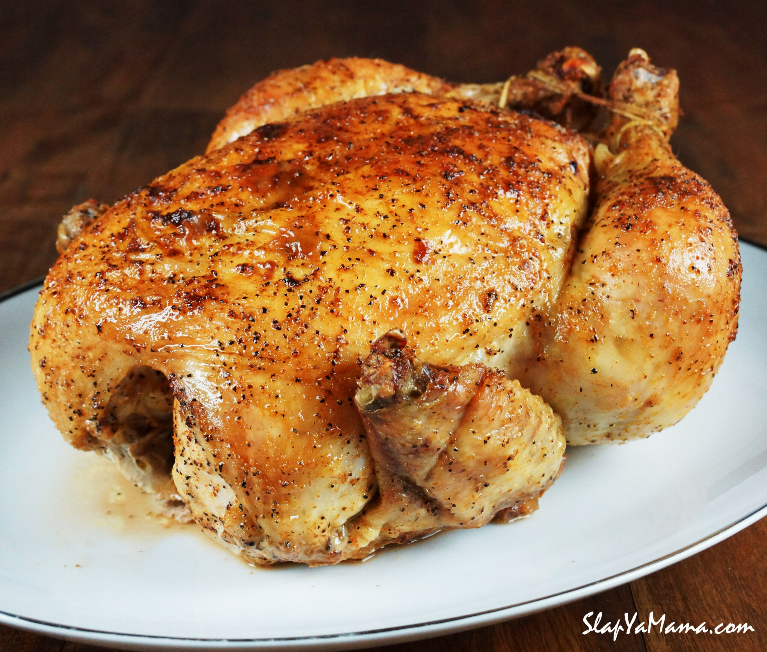 Whole Baked Chicken Recipe | Recipes to try very soon ..