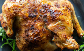 Whole Chicken In The Air Fryer – Recipes With Whole Chicken