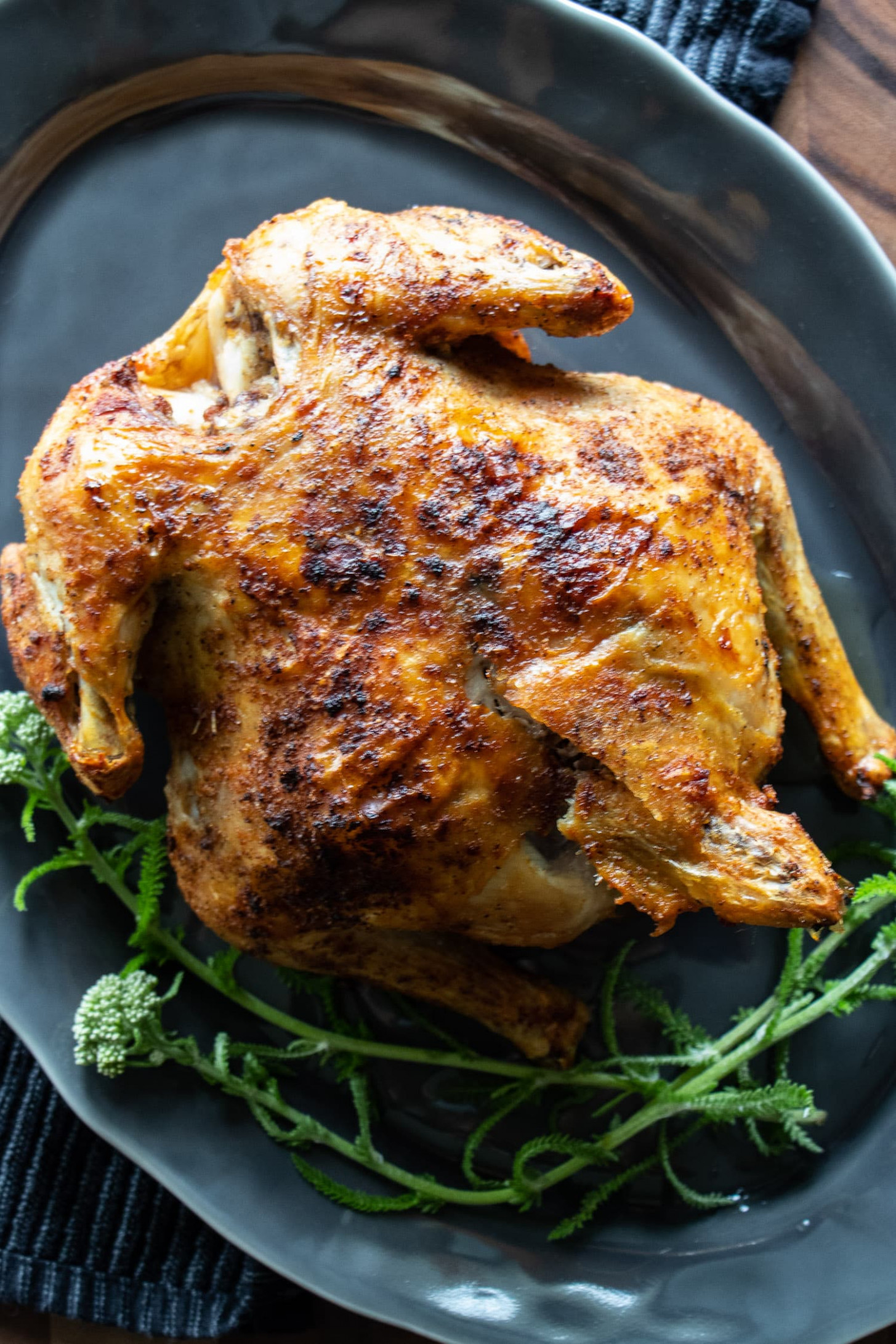 Whole Chicken in the Air Fryer - recipes with whole chicken