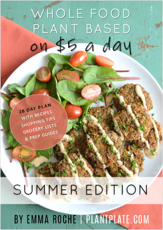 Whole Food, Plant-Based on $5 a Day - Summer Edition Book ..