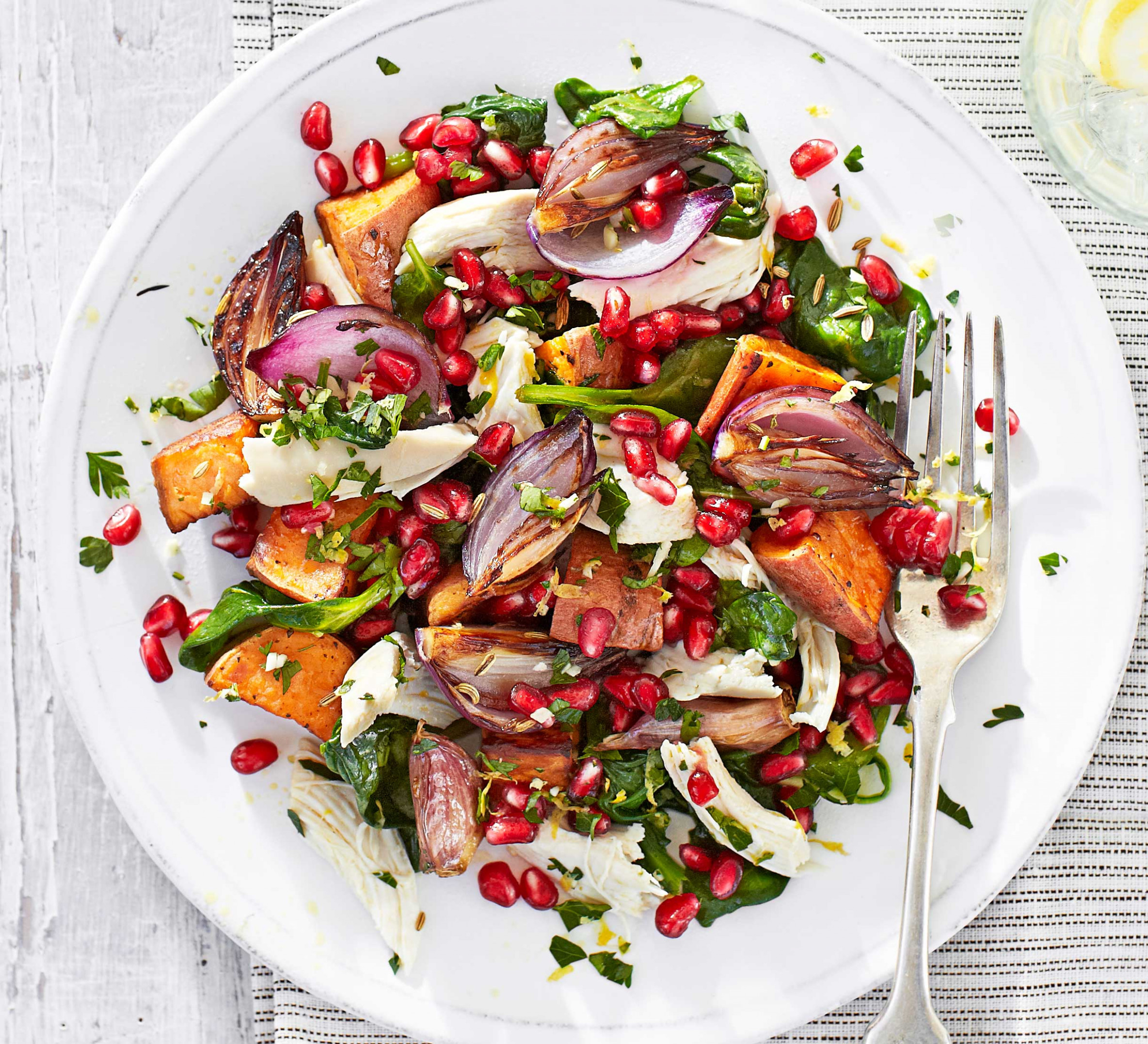 Whole foods recipes | BBC Good Food - clean eating recipes dinner