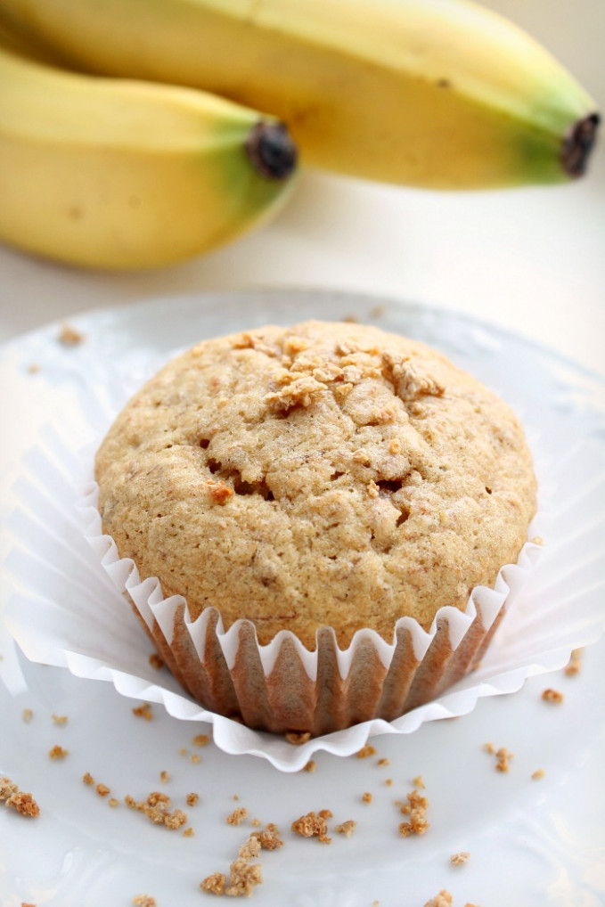 Whole Wheat Grape Nut Banana Muffins | The Best Toddler ...