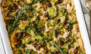 Whole12 Chicken Broccoli Casserole (paleo, Dairy Free ..